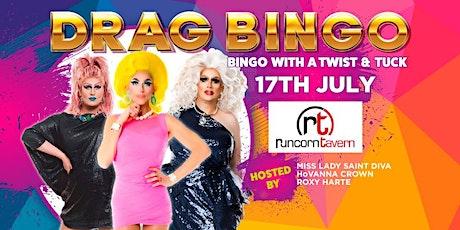 Drag Queen Bingo Runcorn Tavern tickets