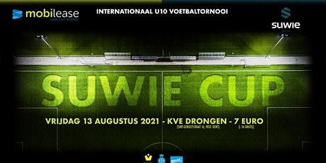 SUWIE Cup - International U-10 soccer tournament billets