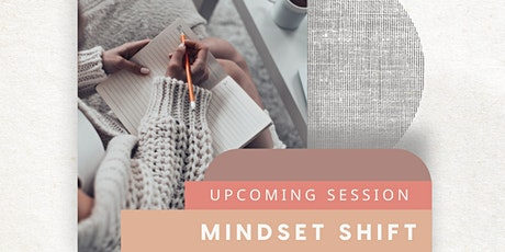 Mindset Shift Wellbeing Journaling Session - 3PM tickets