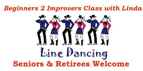 FREE Beginner's & Improver's Line Dancing Class at Acacia Ridge tickets