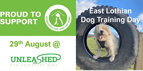 East Lothian Charity Dog Training Day tickets