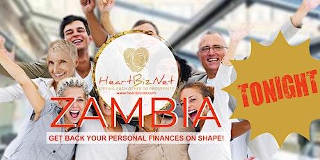 HeartBizNet  Zambia Business Match Online (19/10) biglietti