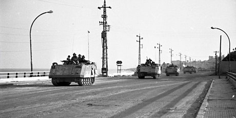 Conference sur l`operation Paix en Galile, la 1ere guerre du Liban tickets