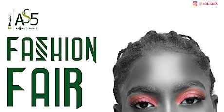 AS5 Fashion Fair - ABULAD Event tickets