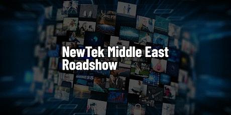 NewTek Middle East Roadshow tickets