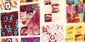 Mental Spaghetti Roadshow - Printmaking @ Studio 3 Arts