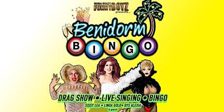 FREEDOM PARTY - Benidorm Bingo tickets