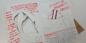 Mental Spaghetti Roadshow - Creative Writing & Drawing...