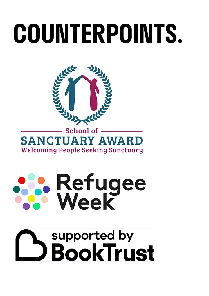 Refugee Week Family Event: Michael Rosen and Sita Brahmachari image