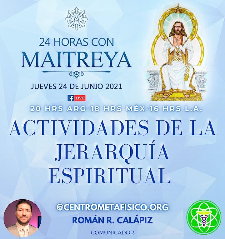 Imagen de ACTIVIDADES DE LA JERARQUÍA ESPIRITUAL: Maitreya :Festival Buena Voluntad