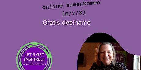 Online netwerk special - anders netwerken tickets