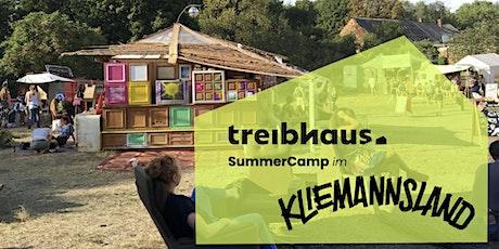 3 Tagesticket | treibhaus SummerCamp im KliemannsLand Tickets