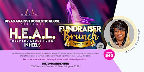 H.E.A.L (HELP END ABUSE 4 LIFE) IN HEELS!!! tickets