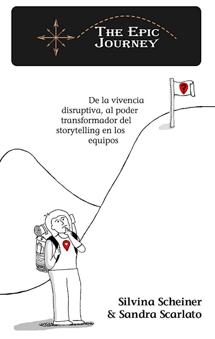 Imagen de Lanzamiento de Libro: The Epic Journey