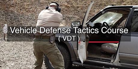 Vehicle Defense Handgun (VDH) July 18, 2021 tickets