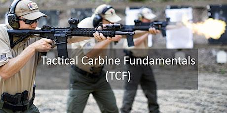 Tactical Carbine Fundamentals (TCF) July 31, 2021 tickets