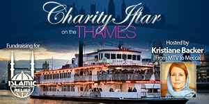 2015 CHARITY IFTAR ON THE THAMES