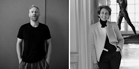 Gagosian Online   In Conversation: Thomas Houseago & Amélie Simier tickets