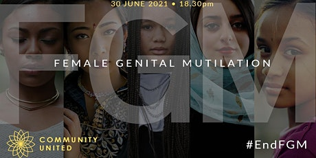 Together we can #EndFGM in a generation tickets