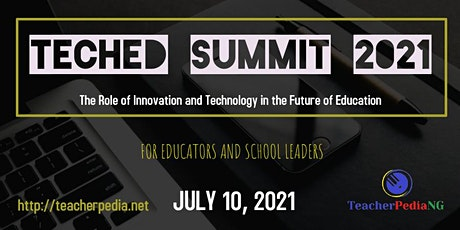 TechED Summit 2021 tickets