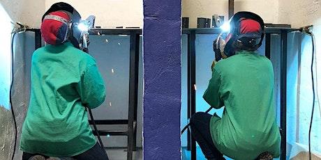 Women Who Weld® Week-Long Intensive GMAW/MIG Welding Training Class tickets