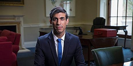 Evening with the Chancellor of the Exchequer, the Rt Hon Rishi Sunak MP tickets