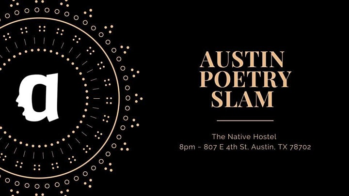 Austin Poetry Slam Workshop Series and Open Mic  feat. Danny Strack image