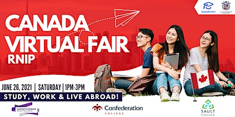 Rural and Northern Immigration Pilot (RNIP) Free Virtual Fair tickets
