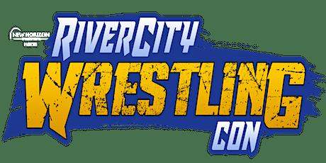 River City Wrestling Con 2022 tickets