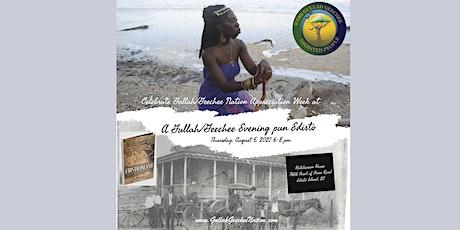 A Gullah/Geechee Evening pun Edisto tickets