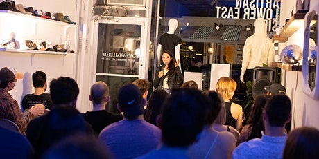 LES | BYOB Comedy Show | Take It Inside Comedy! tickets