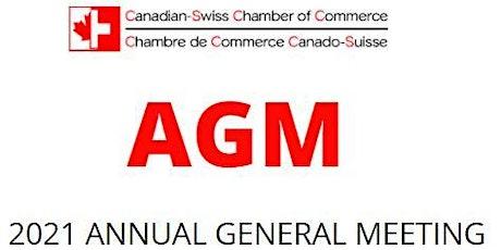 2021 Assemblée Générale Annuelle - Annual General Meeting tickets