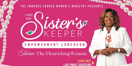 Sister's Keeper Ladies Luncheon tickets