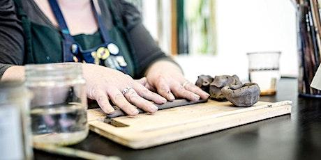 Arty Farty Summer Season: Ceramics Workshop tickets