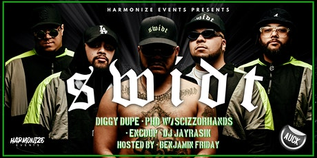 SWIDT - LIVE IN AUCKLAND! tickets