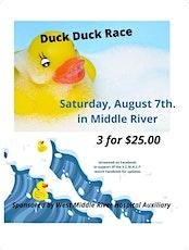 Duck Duck Race tickets