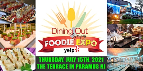Dining Out Jersey Foodie Expo 2021 tickets