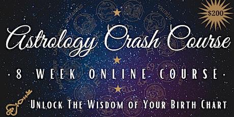 Astrology Crash Course tickets