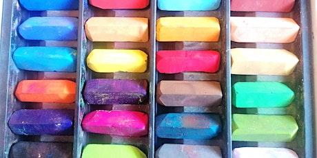 Arty Farty Summer Season: Chalks & Pastels Workshop tickets