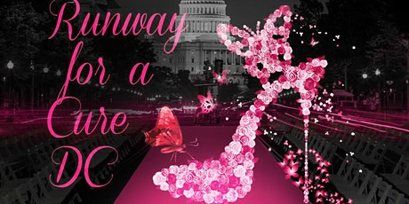 4th  Annual Runway For A Cure DC: MODEL ONLINE CASTING tickets