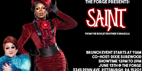 The Forge Drag Brunch 06/13/2021 tickets