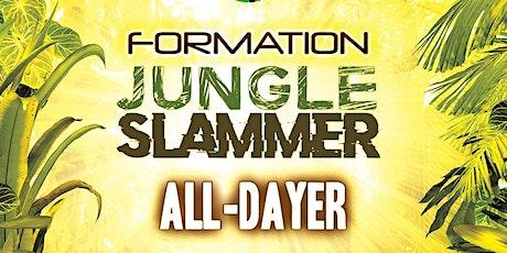 Formation Jungle Slammer  BBQ tickets