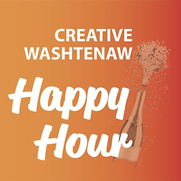 Creative Washtenaw Happy Hour #19 image