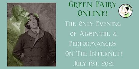 Green Fairy Online July 1st 2021 tickets