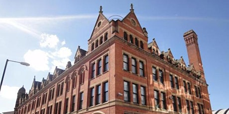 Manchester Architecture Tour with RIBA judge Ed Glinert (Official MIF) tickets