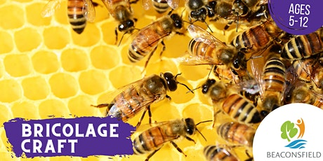 Brico enfants: aide les abeilles! / Kids craft: help the bees! billets