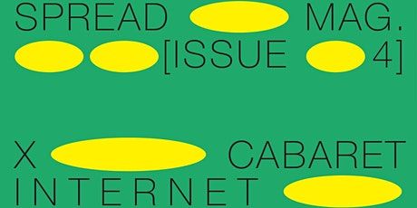 Cabaret Internet x Spread Mag entradas