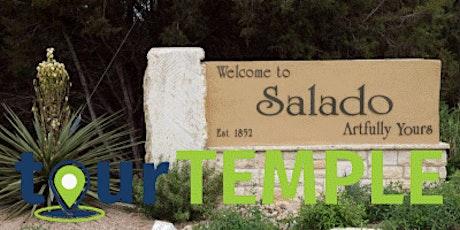 Saldao Sunday Transport and Return (1-5pm) tickets