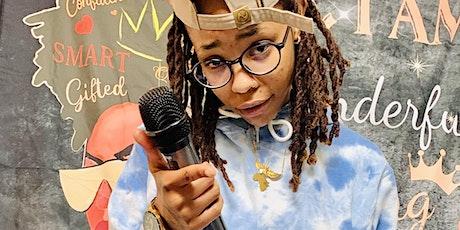 """Canecia """"Neebaby"""" Boyd Presents """"Zoombie Apocalypse"""" tickets"""