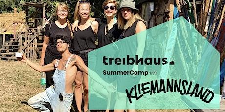 2 Tagesticket | treibhaus SummerCamp im Kliemannsland Tickets